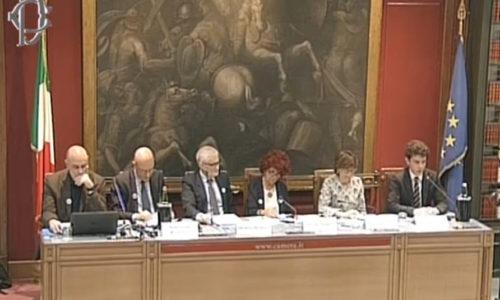 """Il Liceo Kennedy a Montecitorio per """"Scuole contro l'odio"""""""