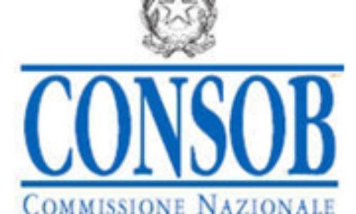 Aleternanza SL – Settimana presso CONSOB (5-9 marzo ore 9-13)