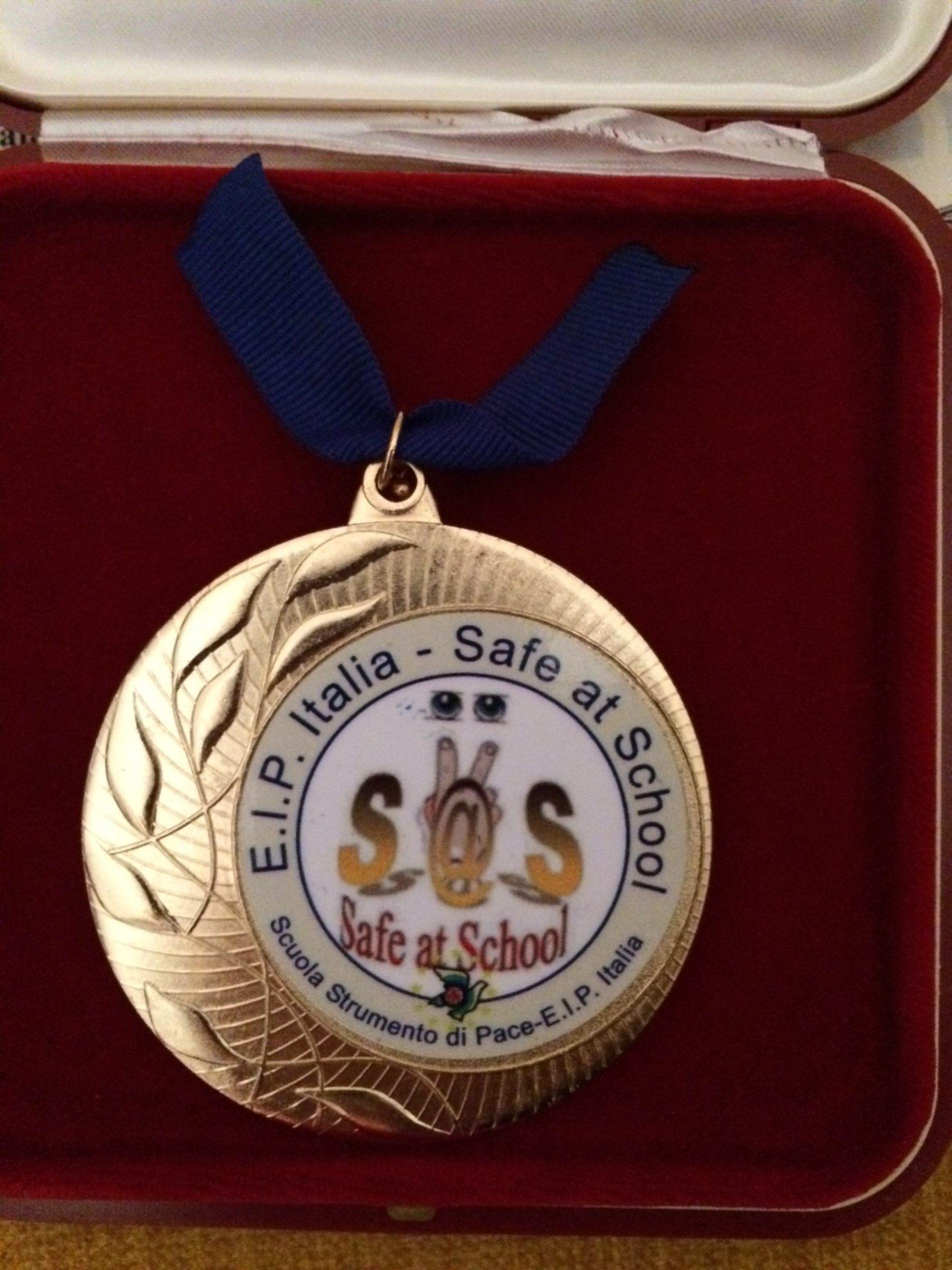 1° premio al concorso E.I.P. Safe@School