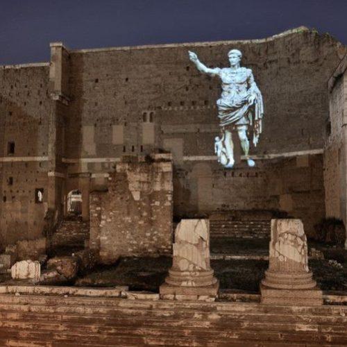 Classi seconde alla scoperta della Roma Augustea