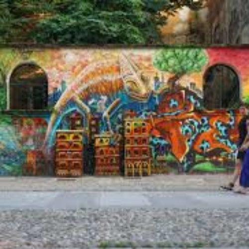 """I vincitori del concorso """"Street Art a scuola"""""""