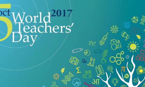 Giornata mondiale degli insegnanti – UNESCO