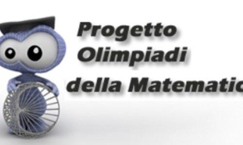 Olimpiadi di Matematica – Prima fase