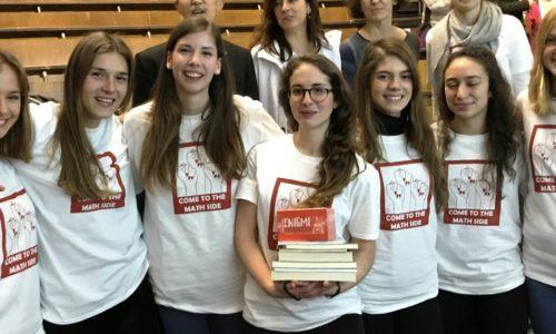 Olimpiadi di matematica a squadre femminile