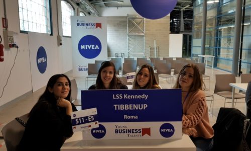 "Le squadre Tibbenup e Team_JFK_4A alla finale di ""Young Business Talents""!"