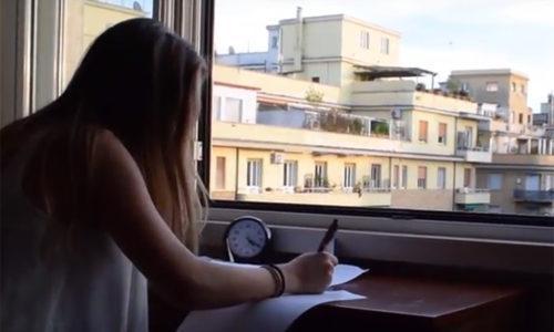 """I'm not Afraid to Know – Il video del IV A al 2° posto di """"Italy Reads"""""""