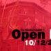 Open Day – 10 dicembre 2018