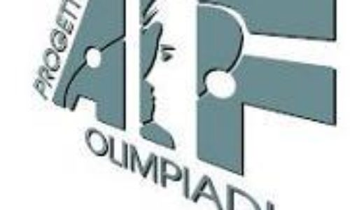 Olimpiadi di fisica – fase d'Istituto – cambio aula