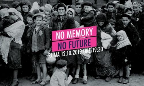 """Sant'Egidio: 12 ottobre – marcia """"No memory, no future"""""""