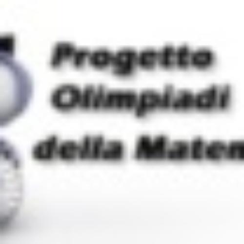 Olimpiadi di matematica – Gara a squadre –
