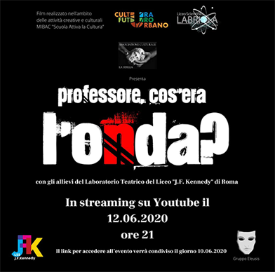 Spettacolo in streaming